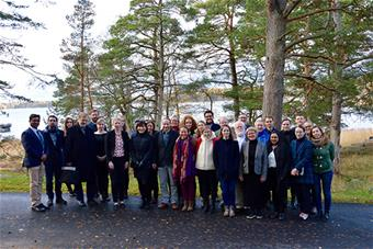Group photo - HuSArctic-Final-Conference-Afroja Khanam_www.jpg