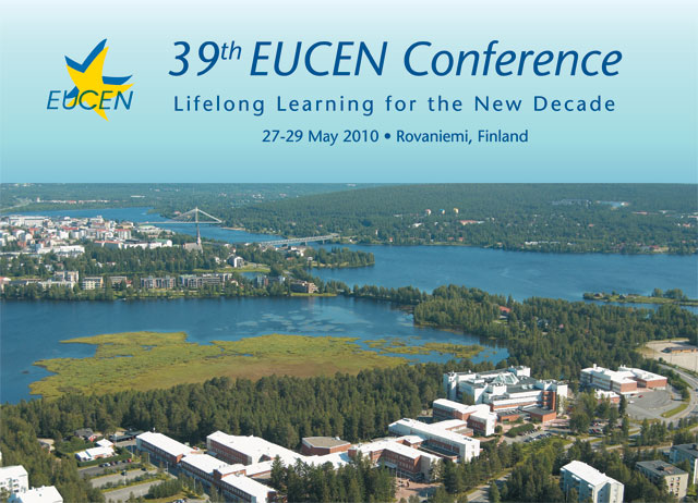Eucen Conference card 2010