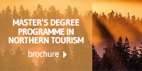 Master's Degree Programme in Northern Tourism