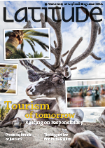 Latitude - University of Lapland Magazine 2014