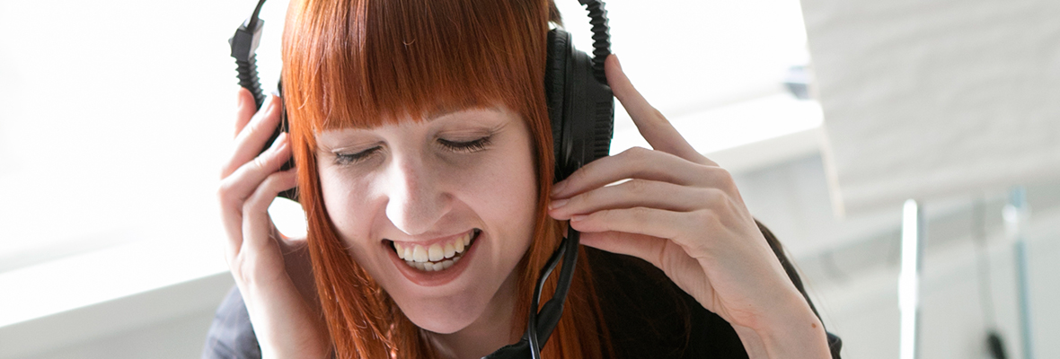 Master's Degree Programme in Applied Sound Expression