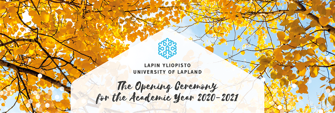 The Opening Ceremony for the Academic Year 2020–2021