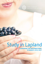 Read the Guide for International Students coming to Lapland