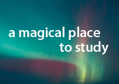 Brochure: Study at the University of Lapland